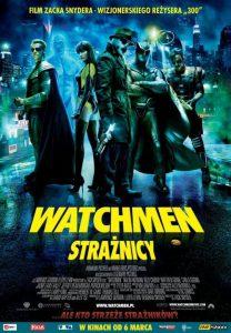 Watchmen Strażnicy 2009 PL