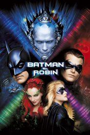 Batman i Robin 1997 PL