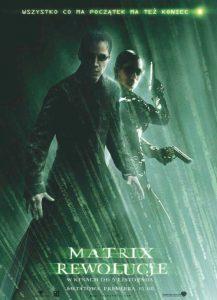 Matrix Rewolucje 2003 PL