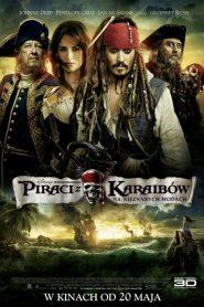 Piraci z Karaibów: Na nieznanych wodach 2011 PL