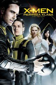 X-Men: Pierwsza Klasa 2011 PL