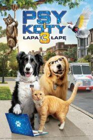 Psy i koty 3: Łapa w łapę 2020 PL