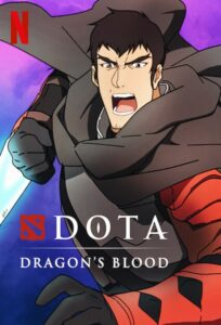 DOTA: Dragon's Blood PL