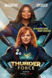 Thunder Force (2021) PL